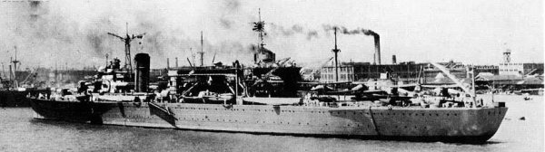 aircraft carrier Chitose