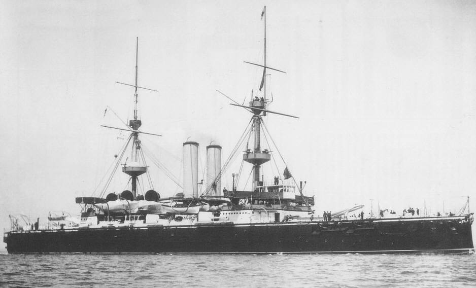 battleship Royal Soverin