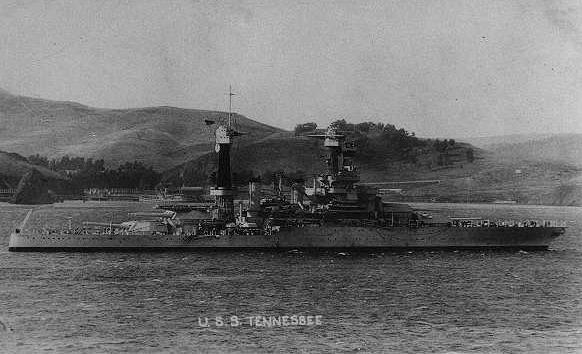 Dreadnought tennessee