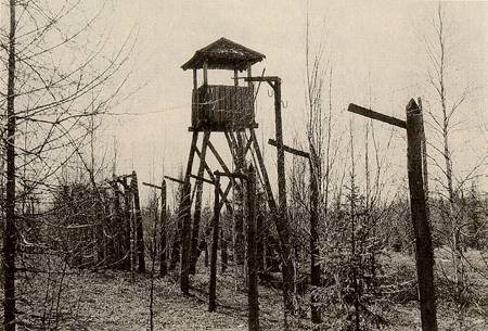 What is different from the Gulag concentration camps of the West