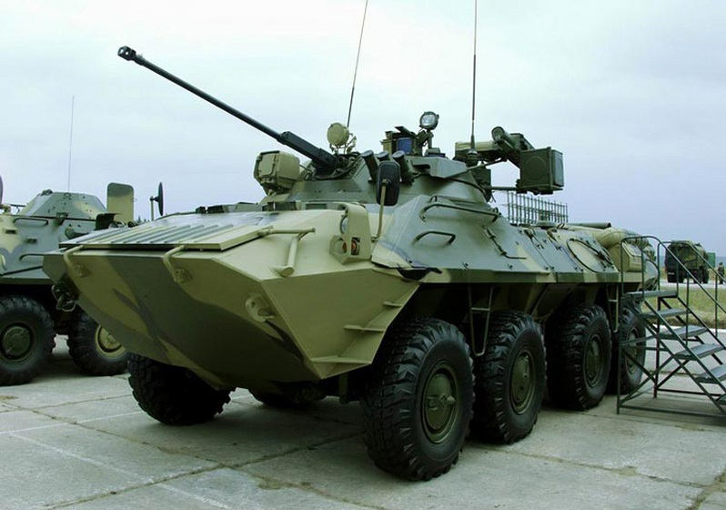 Defense Ministry decided not to buy the BTR-90
