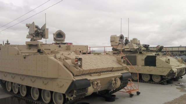 The test program of the U.S. Army GCV landfill White Sanjo