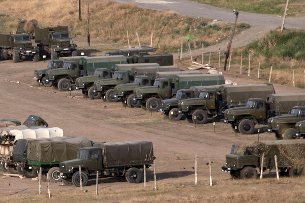 Russian bases in Afghanistan will not be