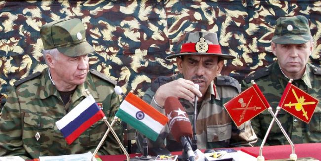 Scandal between the Ministry of Defense of Russia and India