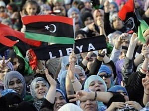 The war in Libya officially ended