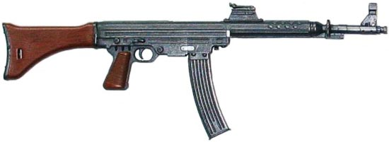 assault rifle (automatic) mkb. 42 ( w) / maschinenkarabin 42 walther