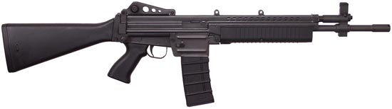 assault rifle (automatic) robinson armament m96 / rav02