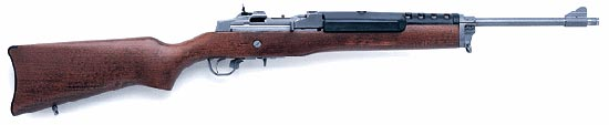 assault rifle (automatic) ruger ac-556 / mini-14
