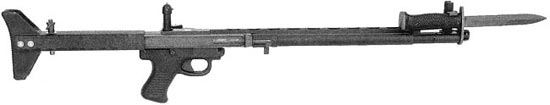 assault rifle (automatic) trw lmr