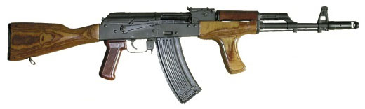 Machine rifle de asalto pa md 86