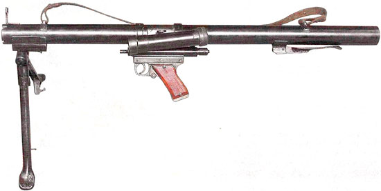 handheld rocket launcher RRB M49