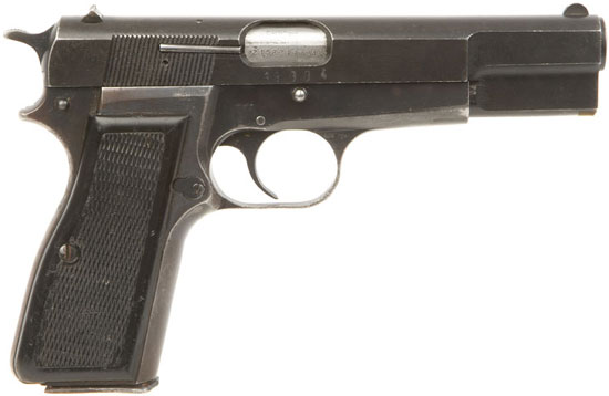 Пистолет FN Browning High Power Mk II / Mk III / SFS