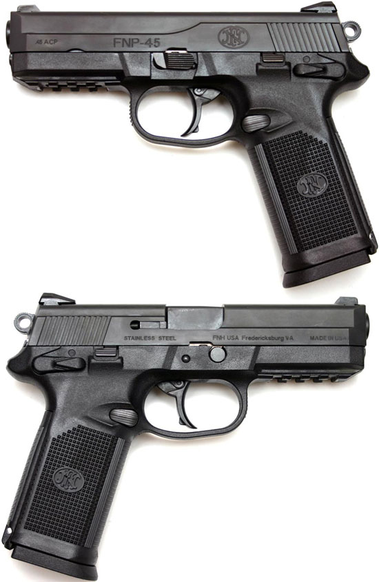 Пистолет FNP-45 / FNP-45 Tactical