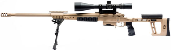 Sniper rifle Orsis T 5000 / ORSIS T-5000