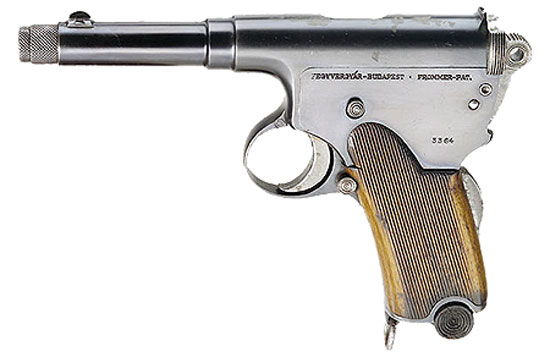 Пистолет Frommer M1901 / M1906 / M1910