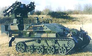 air defense missile system leflasys (asrad)