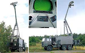 air defense missile system rbs-90