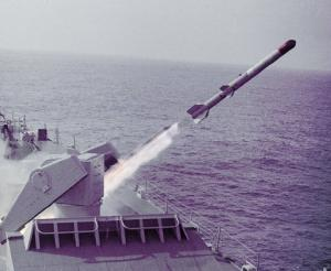 anti-missile system asroc