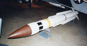 anti-radiation missile standard-arm