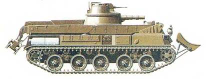 AMX-30 tractor